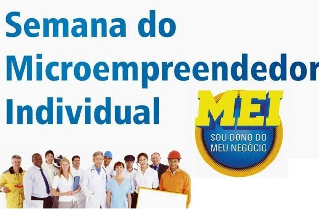SEMANA DO MEI – Sebrae organiza a Semana do Microempreendedor Individual – MEI