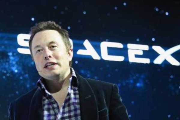 Elon Musk, CEO da Tesla e da SpaceX